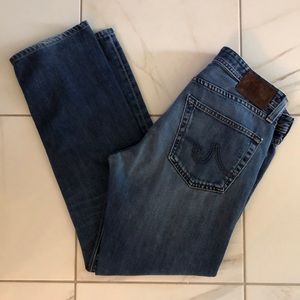 AG men's jeans size 33 waist, 30 in seam
